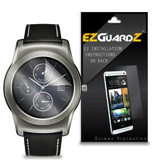 2X EZguardz LCD Screen Protector Cover HD 2X For LG Watch Urbane LTE (Clear)