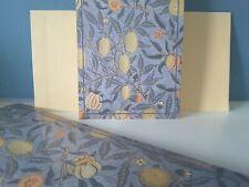 William Morris notecards, writing set, correspondence cards, stationery sets