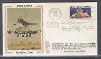 USA klasse Beleg 1979 Space Shuttle Houston Texas