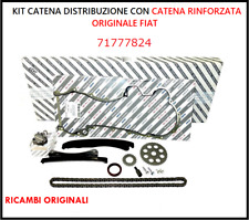 KIT DISTRIBUZIONE CATENA RINFORZATA ORIGINALE FIAT PANDA PUNTO 500 1.3 MULTIJET