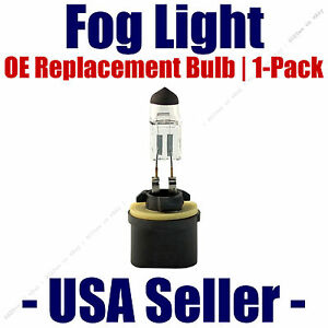 Fog Light Bulb 1pk 37.5W OE Replacement - Fits Listed Saturn Vehicles 899