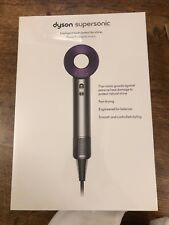 Dyson Supersonic Hair Dryer - Iron Purple - Brand New Sealed