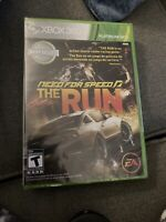 New Sealed Need For Speed: The Run (Xbox 360, 2007) Platinum Hits Free Ship E4