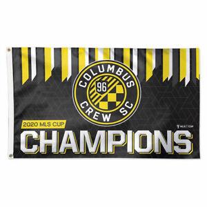 Columbus Crew 2020 Cup Champions 3' x 5' Flag