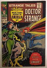 Strange Tales #150 (1966) VF Condition Dr Strange Nick Fury Agent Of Shield