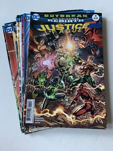 Justice League #11-23 (DC Rebirth 2018 Series) JLA Superman Batman VF