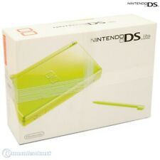 Nintendo DS - Konsole Lite #grün + Stromkabel mit OVP