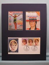 Honoring Princess Diana, the Princess of Wales & First Day Cover of her stamp