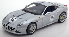 1:18 Bburago Ferrari California T The Hot Rod silver