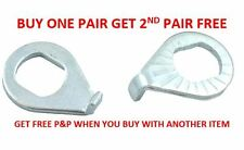 """PAIR BIKE TAG FRONT AXLE SAFETY WASHERS 3/8"""" BIKE SPINDLES KIDS & ADULT BOGOF"""