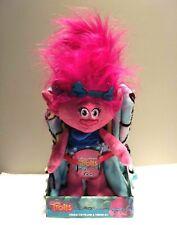 Trolls Princess Poppy Pillow & Throw Blanket by Dreamworks