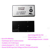 High Efficiency Dual Output DC-DC Switching Converter Isolated Power Module EL