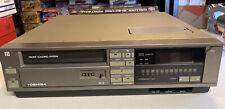 Vintage Toshiba Beta Vcr Model V-M30