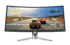 "BenQ XR3501 Ultrawide Monitor ✔144HZ✔2560X1080✔21:9 Aspect ratio ✔Curved✔35""✔"