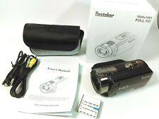 Besteker Hdv-312P 1920x1080 Full Hd 1080P 16x Camcorder 312-W2