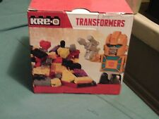 KREO-O TRANSFORMERS BRICK BOX 77PCS BUMBLE BEE HASBRO NIB