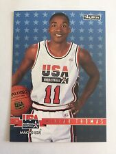1994 SkyBox International USA Basketball - #48 Isiah Thomas