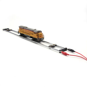 HO Scale 1:87 E-Z Riders Standard Track Roller Test Stand with 6 Trolleys HP1387