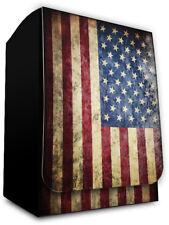 Max Pro Deck Box Deckbox USA UNITED STATES FLAG Old Glory MTG Yugion Pokemon