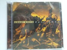 Great White - Sail away 2 CD incl. Live in Anaheim