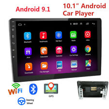10.1'' Android 9.1 Double 2 DIN Bluetooth GPS Wifi Car Stereo Radio MP5 Player