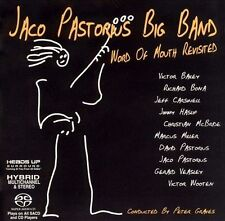 Word of Mouth Revisited by Jaco Pastorius Big Band (CD, Aug-2003, Heads Up)
