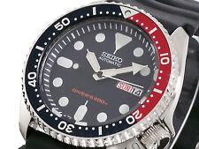SEIKO SKX009 SKX009K1 Automatic 200m Diver NIB Rubber Band Free Ship #