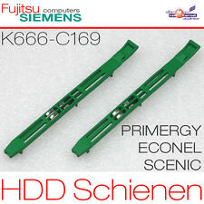 FESTPLATTENSCHIENEN HDD-SCHIENEN EINBAUSCHIENEN SCENIC P300 P320 W620 K666-C169