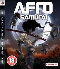 Afro Samurai PS3 *in Excellent Condition*