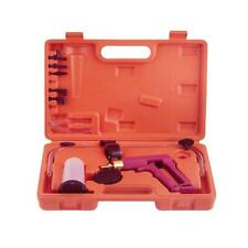 Vacuum Pressure Pump Tester Set Brake Fluid Bleeder Bleeding Kit Tool US Store