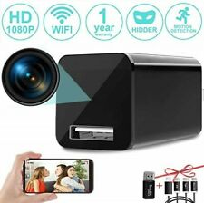 [Upgrade] Spy Camera Wireless Hidden WiFi Camera with Remote View,Hidden Spy Cam
