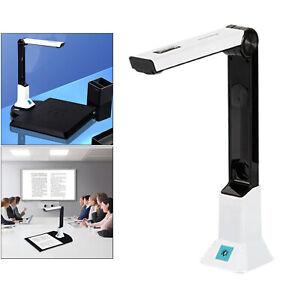 Tragbare 8MP USB Dokumentenkamera Visualizer mit OCR A4 Format Scanner