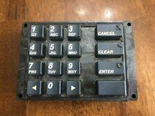 Triton Atm Automatic Teller Machine Replacement 9100 English Sped Keypad