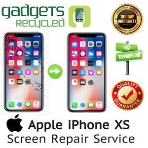 iPhone XS Screen Replacement Repair Service -Same Day Repair & Return