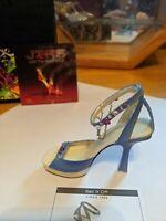 Just The Right Shoe Set It Off By Raine NIB w/COA Retired #25620 Miniature 2006