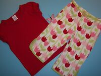 Gymboree Tea Time Afternoon Leggings 18-24 2T 3T New Pink Green Spring Pants Gir