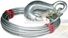 "1120 lbs BOAT WINCH CABLE - 7/32"" x 25' - 1120 lb"
