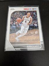 2019-20 Panini NBA Hoops Derrick White Card #176