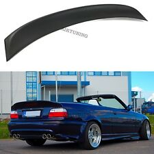 BMW E36 CSL Rear Boot Lid Trunk Spoiler Ducktail Wing Lip Cabrio Convertible