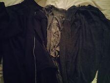 Stylish Men's Clothes 3 designer pants 2 club shirts 1 sweater Guess armani