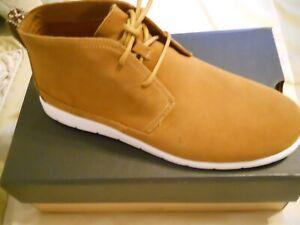 UGG Freamon Chukka Shoes Men's 11.5 Chestnut NIB Free Shipping