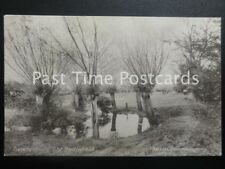 Gloucestershire TEWKESBURY THE BATTLEFIELD c1906 Old Postcard by Mallett