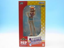 MegaHouse Model Limited Pop One Piece Nami Mugiwara Ver. C587