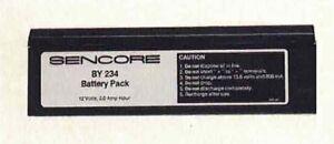 SENCORE PA81 Lead Acid Rechargeable Battery Pack (NEW)