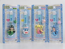 Takara Pichi Pichi Pitch Mermaid Strap figure Set of 4