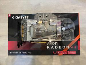 GIGABYTE AMD RADEON VII 16GB + BYKSKI WATERBLOCK + WARRANTY UNTIL 24/07/2022