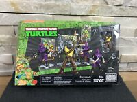 New teenage mutant ninja turtles Rocksteady Mega Blocks Pack Toy