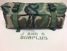 USGI Military Surplus Woodland Fanny / waist / Butt Pack MOLLE Excellent