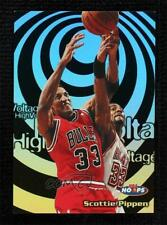 1997-98 NBA Hoops High Voltage Scottie Pippen #17HV HOF
