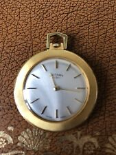 Gold Coloured Rotary Fob Watch - Manual Winder